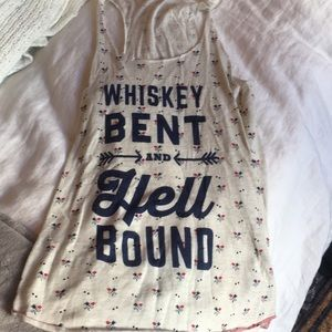 Tops - 🖤 Whiskey Country Tank